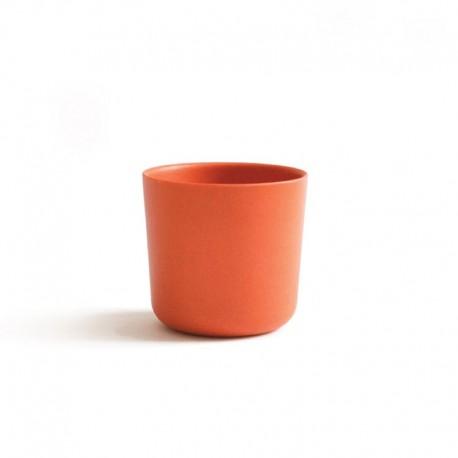 Small Cup Ø8Cm - Gusto/Bambino Persimmon - Ekobo | Small Cup Ø8Cm - Gusto/Bambino Persimmon - Ekobo
