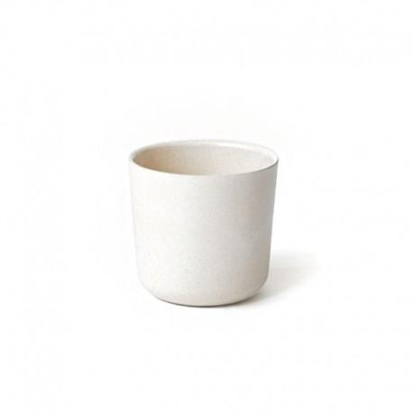 Small Cup Ø8Cm - Gusto/Bambino White - Biobu BIOBU EKB8828