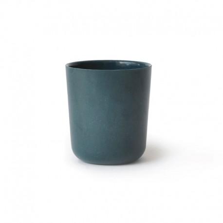 Vaso Mediano Ø8,5Cm - Gusto Azul Verdoso - Biobu BIOBU EKB8842
