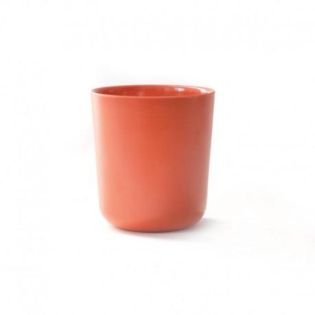 Medium Cup Ø8,5Cm - Gusto Persimmon - Ekobo | Medium Cup Ø8,5Cm - Gusto Persimmon - Ekobo