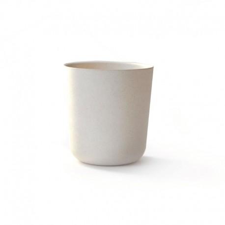 Medium Cup Ø8,5Cm - Gusto White - Biobu BIOBU EKB8897