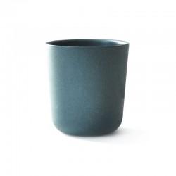 Large Cup Ø9,5Cm - Gusto Blue Abyss - Biobu
