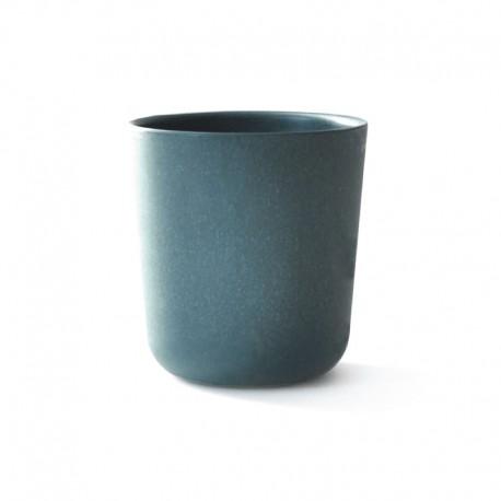 Large Cup Ø9,5Cm - Gusto Blue Abyss - Biobu BIOBU EKB8910