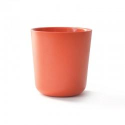 Vaso Grande Ø9,5Cm - Gusto Naranja - Biobu