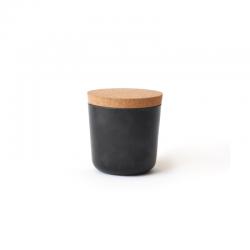 Small Storage Jar - Gusto Black - Ekobo BIOBU EKB8972