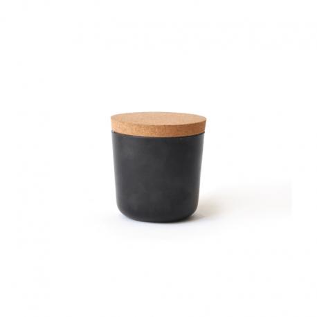 Small Storage Jar - Gusto Black - Biobu BIOBU EKB8972