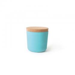 Small Storage Jar - Gusto Lagoon - Ekobo
