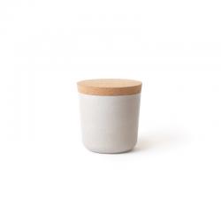 Small Storage Jar - Gusto Stone - Ekobo BIOBU EKB9023