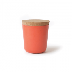 Large Storage Jar - Gusto Persimmon - Ekobo