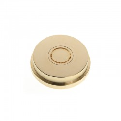 Paccheri Die 25Mm Brass - Imperia