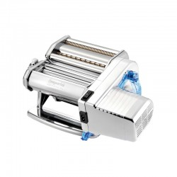 Pasta Machine With Electric Engine 150mm - Electric Silver - Imperia