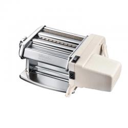 Máquina De Pasta Con Motor 220V 150mm - Titania Plata - Imperia