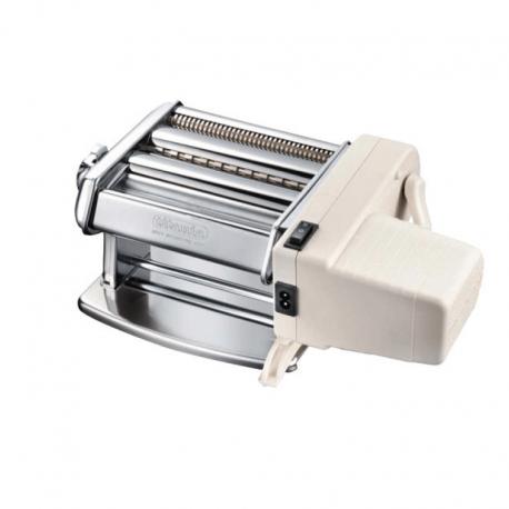 Máquina De Pasta Con Motor 220V 150mm - Titania Plata - Imperia IMPERIA IMP675