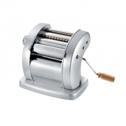 Manual Pasta Machine 150mm - Pasta Presto Silver - Imperia
