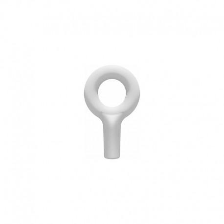Tapón Para Viños En Silicona - Lollipop Blanco - Italesse ITALESSE ITL1042BI