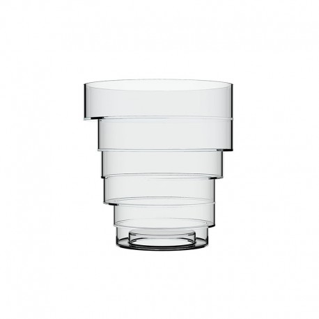 Ice Bucket - Solomon Transparent - Italesse ITALESSE ITL1585TR
