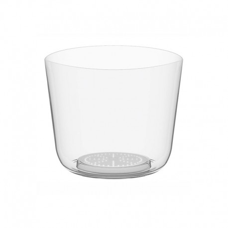 Ice Bucket And Large Led Base - Tonic Transparent - Italesse ITALESSE ITL1614TR