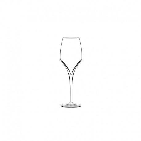 Set of 6 Champagne Glasses - Tiburòn Flute Transparent - Italesse ITALESSE ITL3052