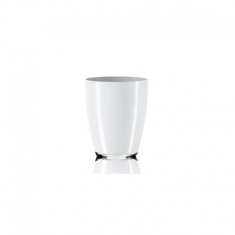 Conj. de 6 Copos Tumbler Branco - Tiburon - Italesse ITALESSE ITL3342BI