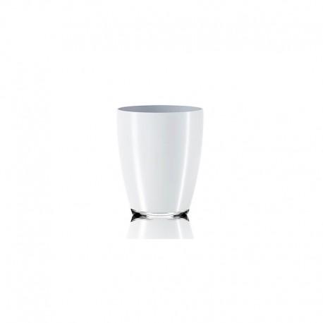 Set of 6 Tumbler Glasses White - Tiburon - Italesse ITALESSE ITL3342BI