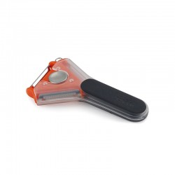 3-in-1 Vegetable Peeler - Tri Peeler Orange - Joseph Joseph JOSEPH JOSEPH JJ20108