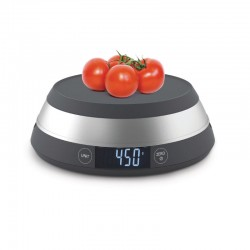 Digital Scale - Switch Scale Grey - Joseph Joseph JOSEPH JOSEPH JJ40054
