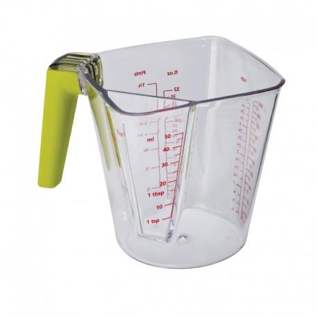 2-In-1 Measuring Jug Transparent - Joseph Joseph JOSEPH JOSEPH JJ40067