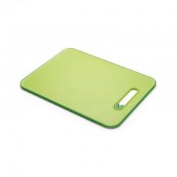 Tábua De Cortar Com Amolador Grande - Slice&Sharpen Verde - Joseph Joseph