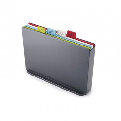 Chopping Board Set - Index Grande Graphite - Joseph Joseph