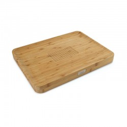 Multi-function chopping board - Cut&Carve Wood - Joseph Joseph
