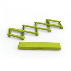 Base Para Quentes Extensível - Stretch Verde - Joseph Joseph | JOSEPH JOSEPH