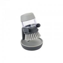 Soap Dispensing - Palm Scrub Grey - Joseph Joseph