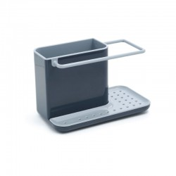 Sink Tiddy - Caddy Small Grey - Joseph Joseph