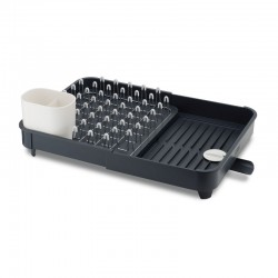 Expandable Dish Drainer - Extend White And Grey - Joseph Joseph JOSEPH JOSEPH JJ85040