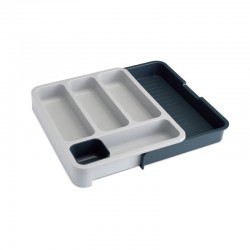 Expandable Cutlery Tray - Drawerstore Grey - Joseph Joseph JOSEPH JOSEPH JJ85042