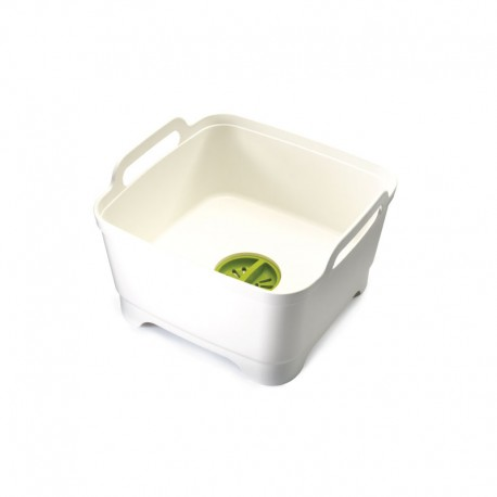 Dishwashing Bowl - Wash&Drain White - Joseph Joseph | Dishwashing Bowl - Wash&Drain White - Joseph Joseph