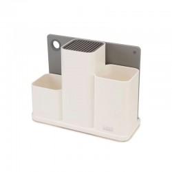 Organizador para Encimera Blanco - CounterStore - Joseph Joseph