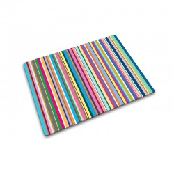Rectangular Worktop Saver - Stripes Clear - Joseph Joseph