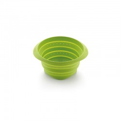 Mini Folder Strainer And Store 18Cm Green - Lekue
