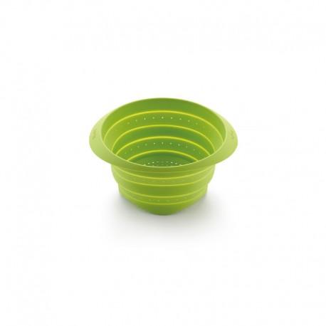 Mini Colador Plegable 18Cm Verde - Lekue  Mini Colador Plegable 18Cm Verde - Lekue