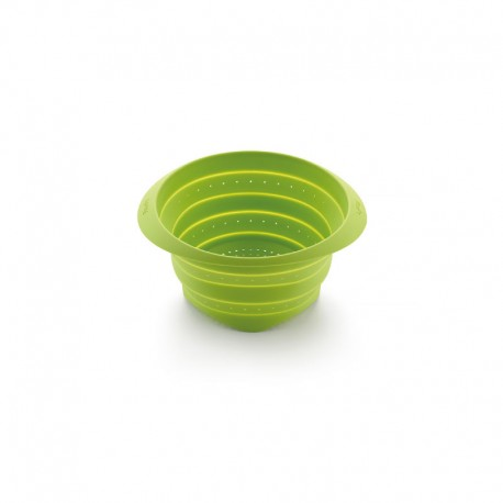 Mini Folder Strainer And Store 18Cm Green - Lekue | Mini Folder Strainer And Store 18Cm Green - Lekue