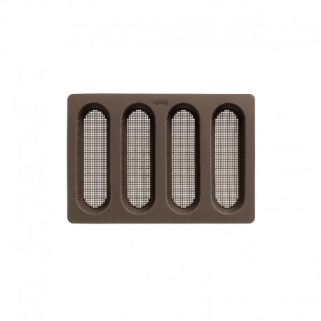 Molde Mini Baguete Marrón - Lekue LEKUE LK0203100M10M017