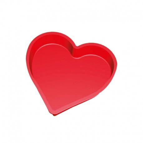 Heart-Shaped Mould Red - Lekue LEKUE LK0210800R01M019