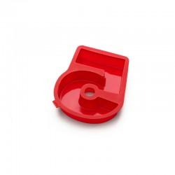Molde Para Bolos Número 5 Vermelho - Lekue