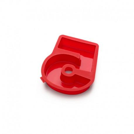 Pastel Número 5 Rojo - Lekue  Pastel Número 5 Rojo - Lekue