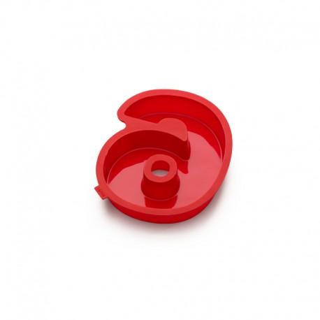 Pastel Número 6 Rojo - Lekue LEKUE LK0214006R01M032