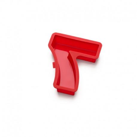 Molde Para Bolos Número 7 Vermelho - Lekue LEKUE LK0214007R01M032
