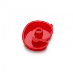 Molde Para Bolos Número 9 Vermelho - Lekue