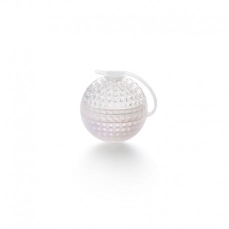 Ice Block Sphere Mold White - Lekue LEKUE LK0251300B04C003