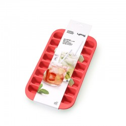 Industrial Ice Cube Tray Red - Lekue